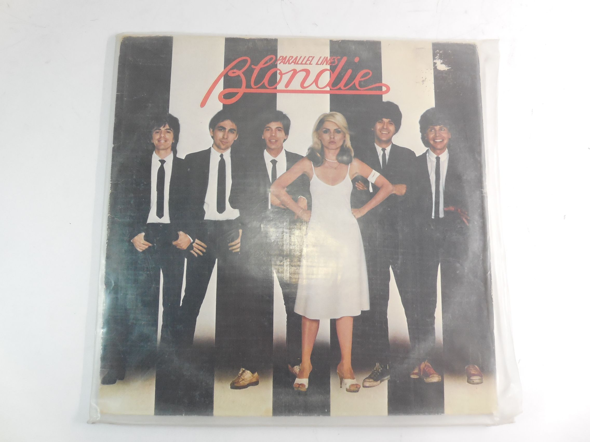 Пластинка Blondie — Parallel Lines - Pic n 243766