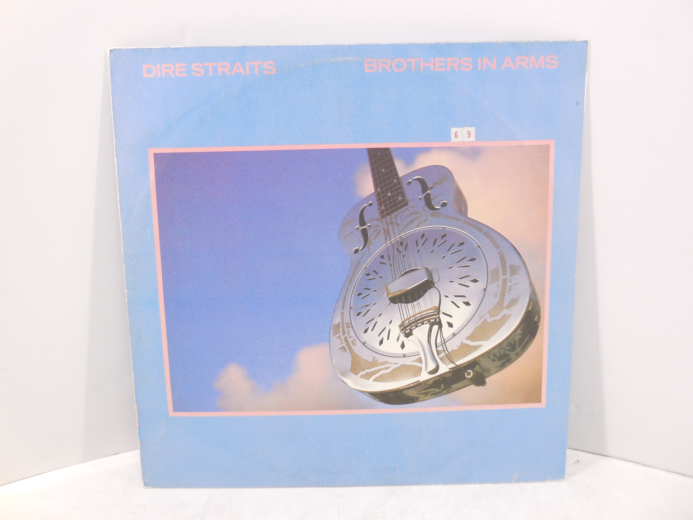 Пластинка Dire Straits Brothers in Arms - Pic n 251713