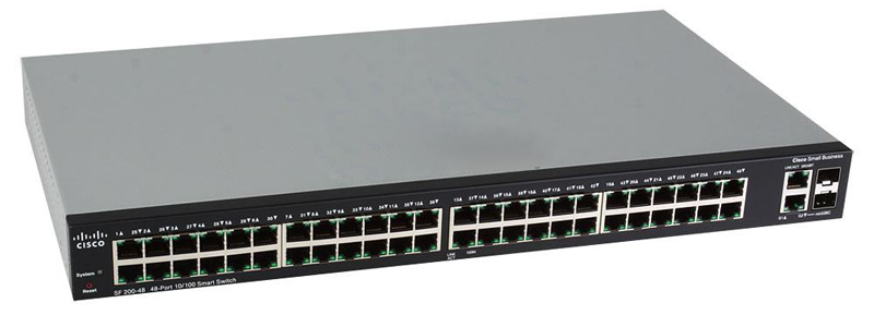 Коммутатор Cisco SLM248GT-EU НОВЫЙ