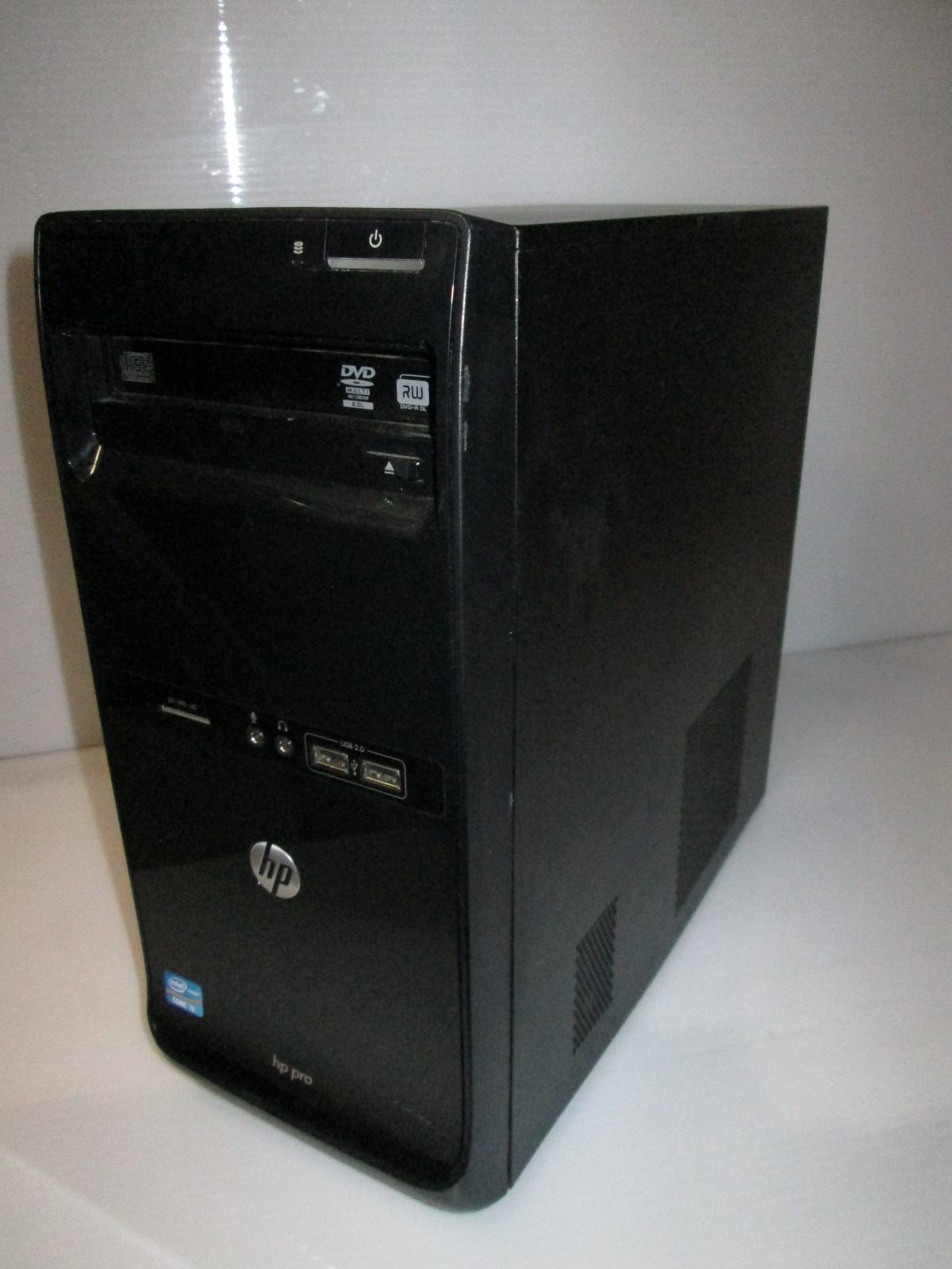 Универсальный системный блок HP PRO 3500 Series MT