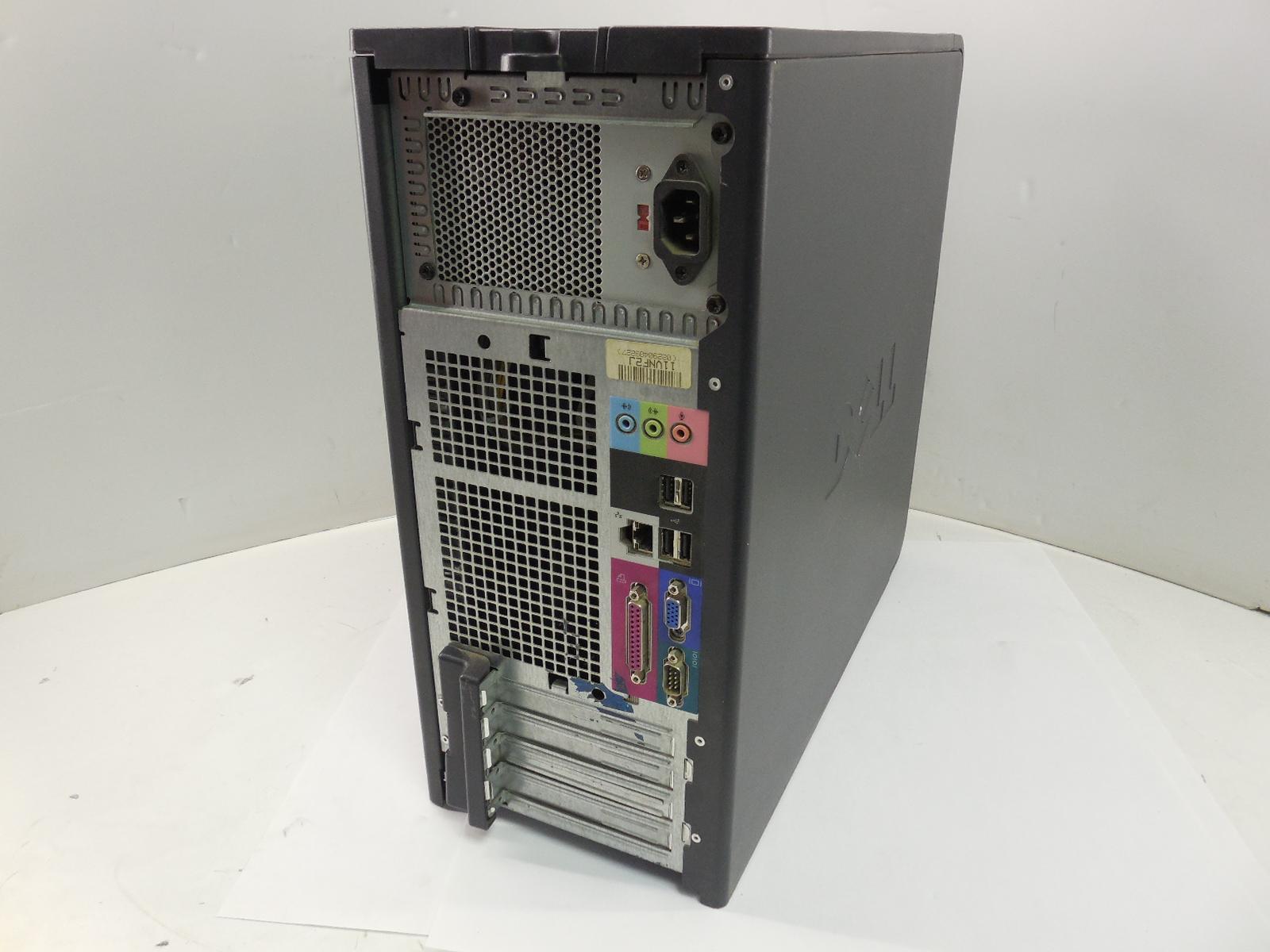 Dell Optiplex L Windows XP Pro SP3 Intel Pentium 4 GHz 1GB RAM GB HDD