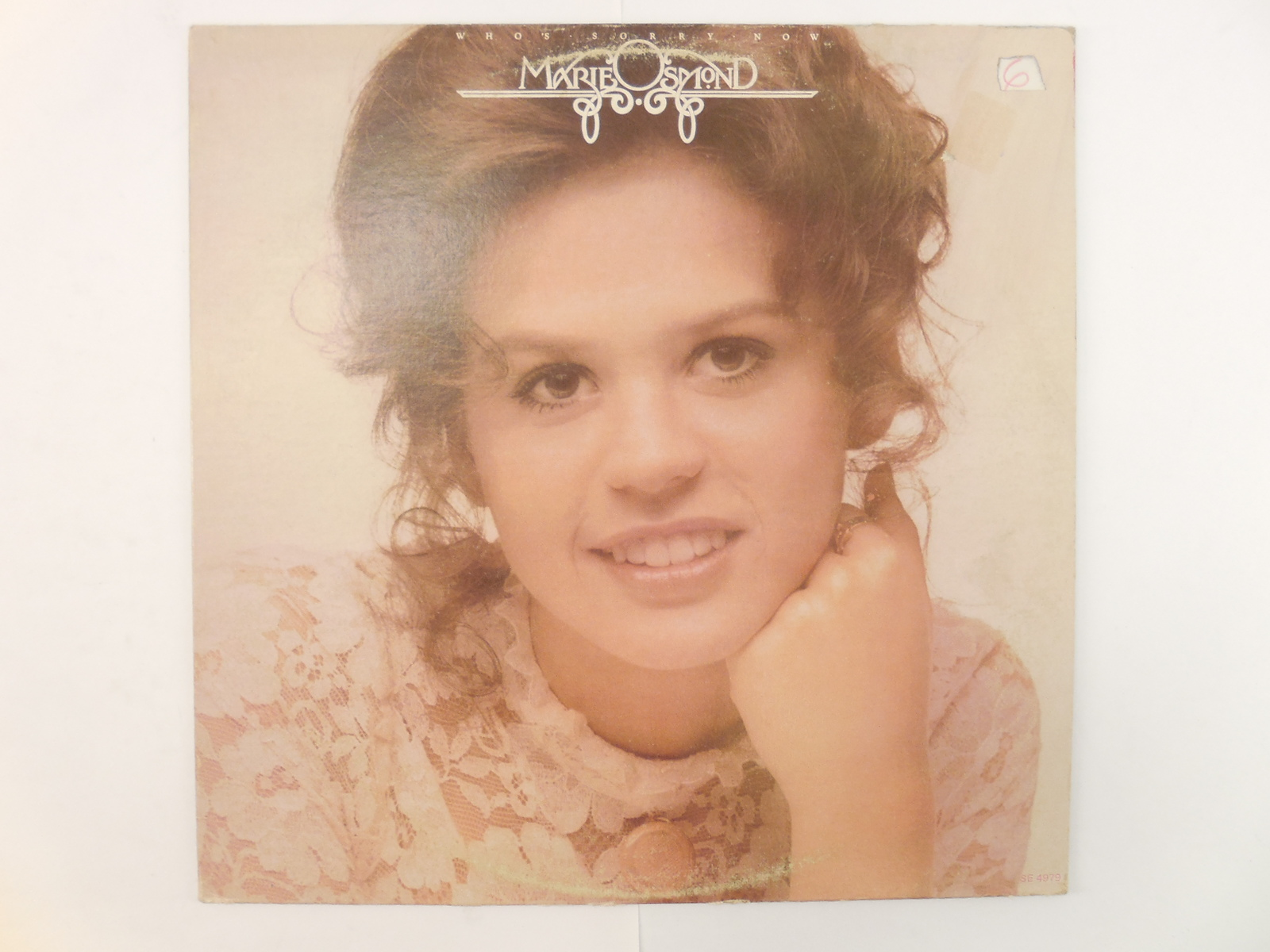 Пластинка Marie Osmond Whos sorry now - Pic n 261203