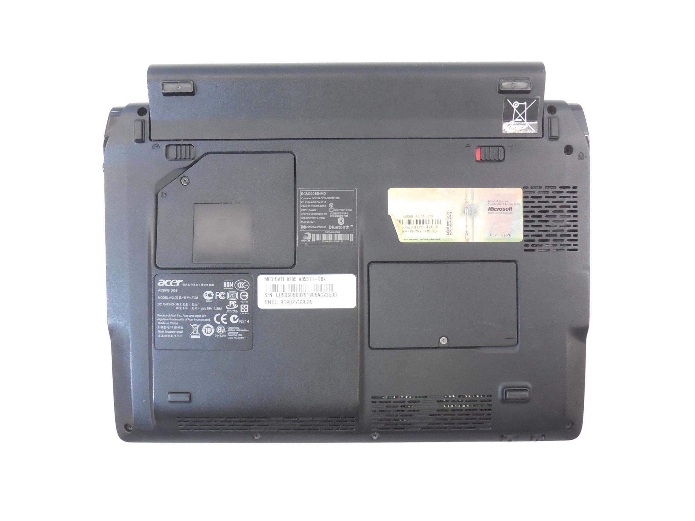 Нетбук Acer Aspire One AO531h