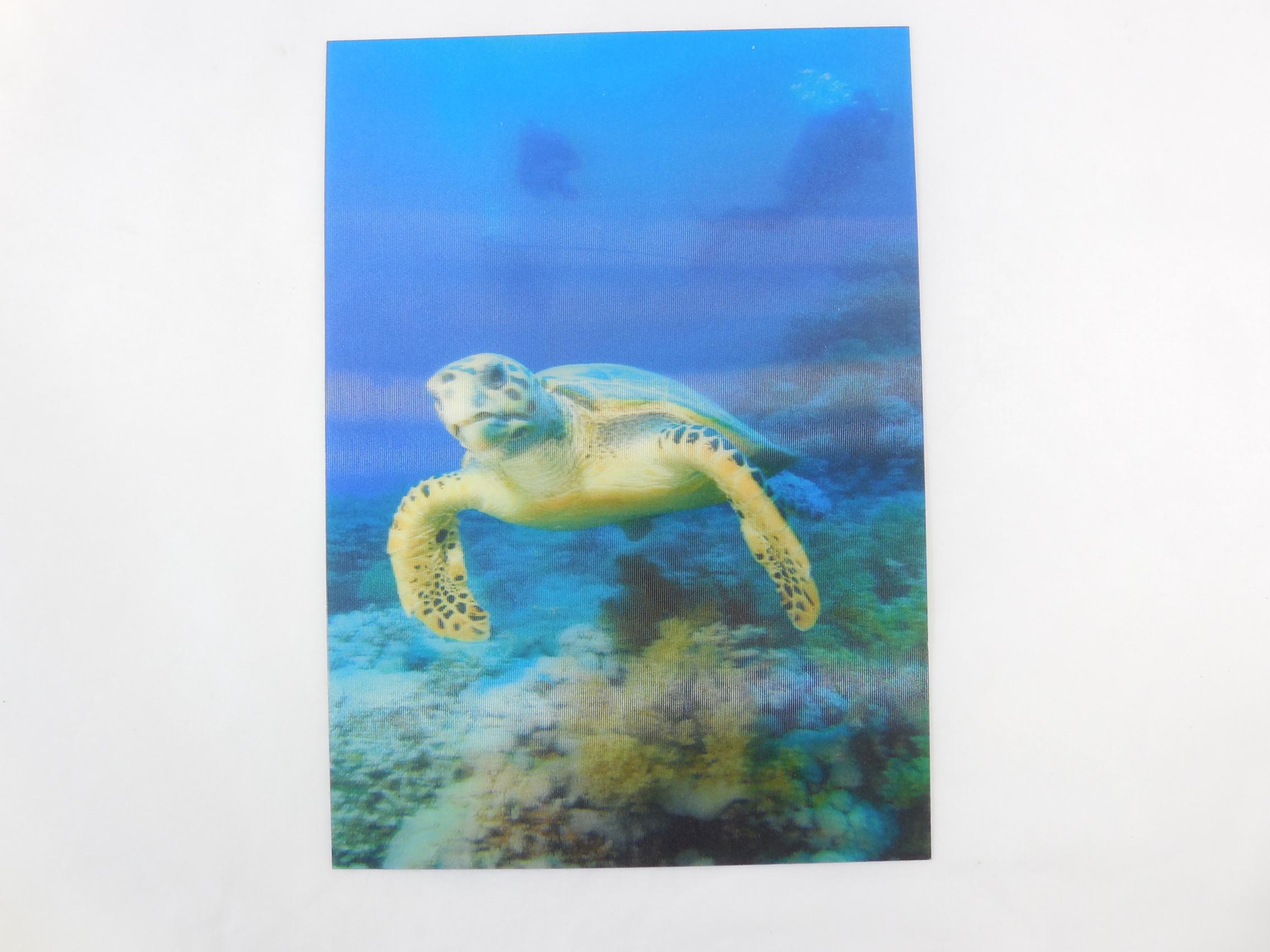Стерео варио печать открытки 74