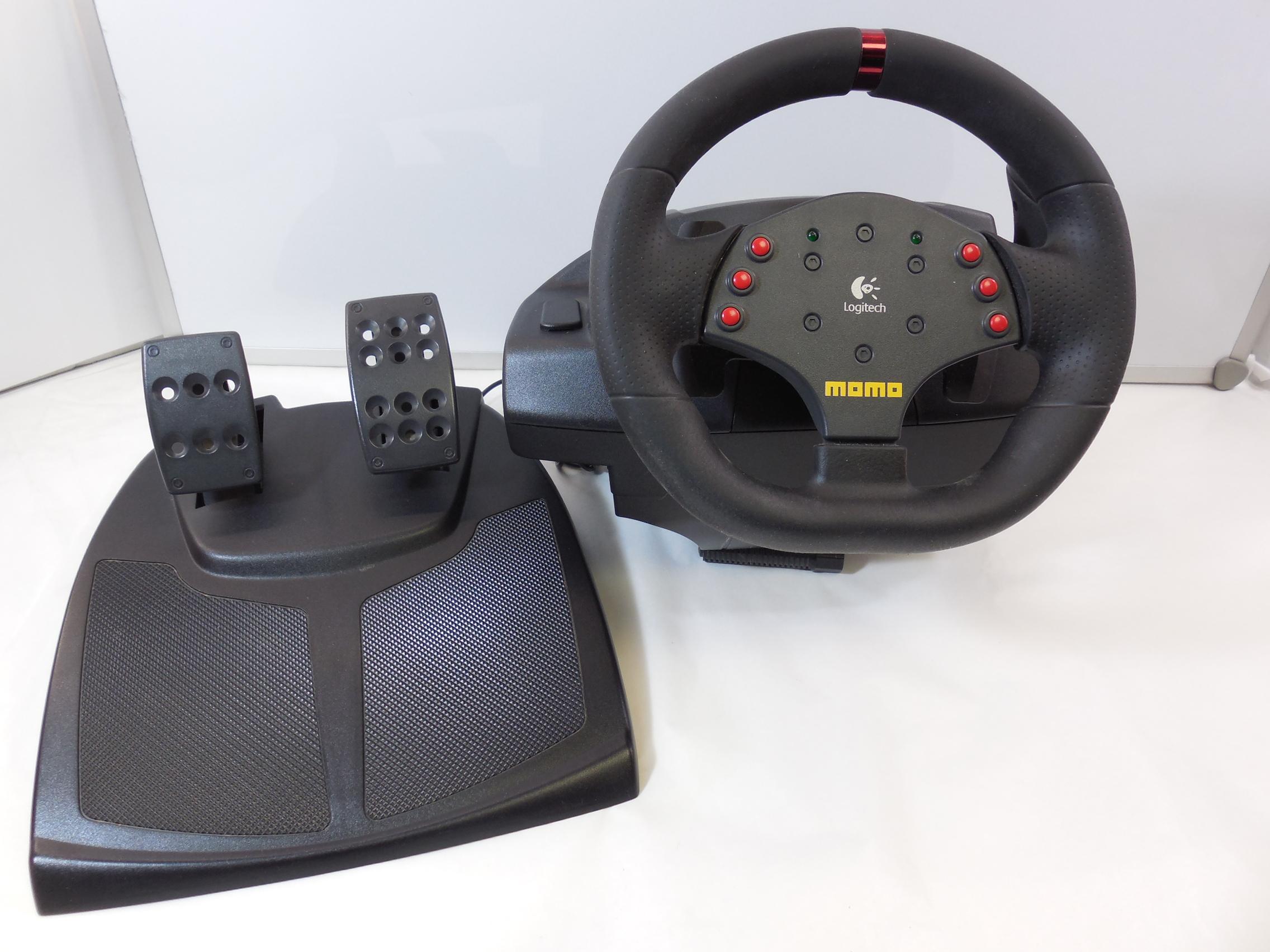 14e0788a266 Руль с педалями Logitech MOMO Racing Force - Pic n 271433 ...