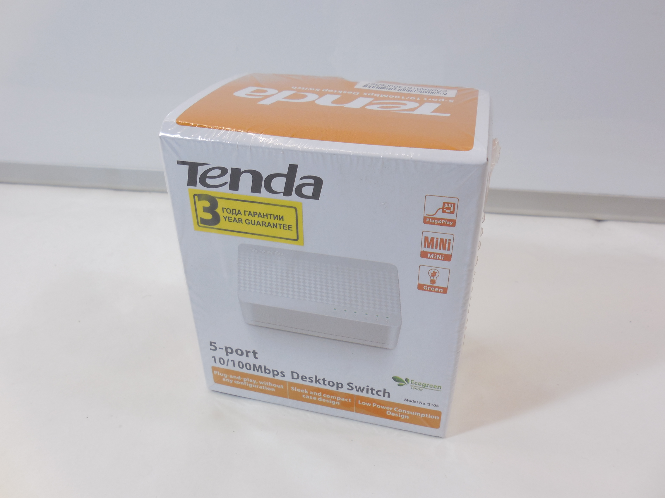 Коммутатор (switch) Tenda S105 - Pic n 271544