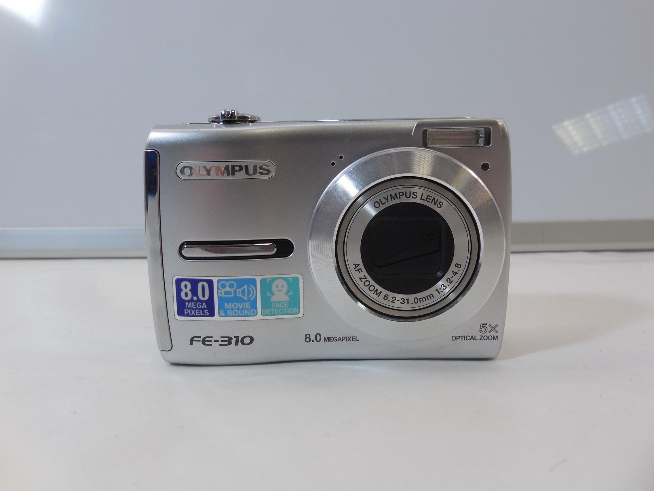 фотоаппарат олимпус не видит карту памяти своей
