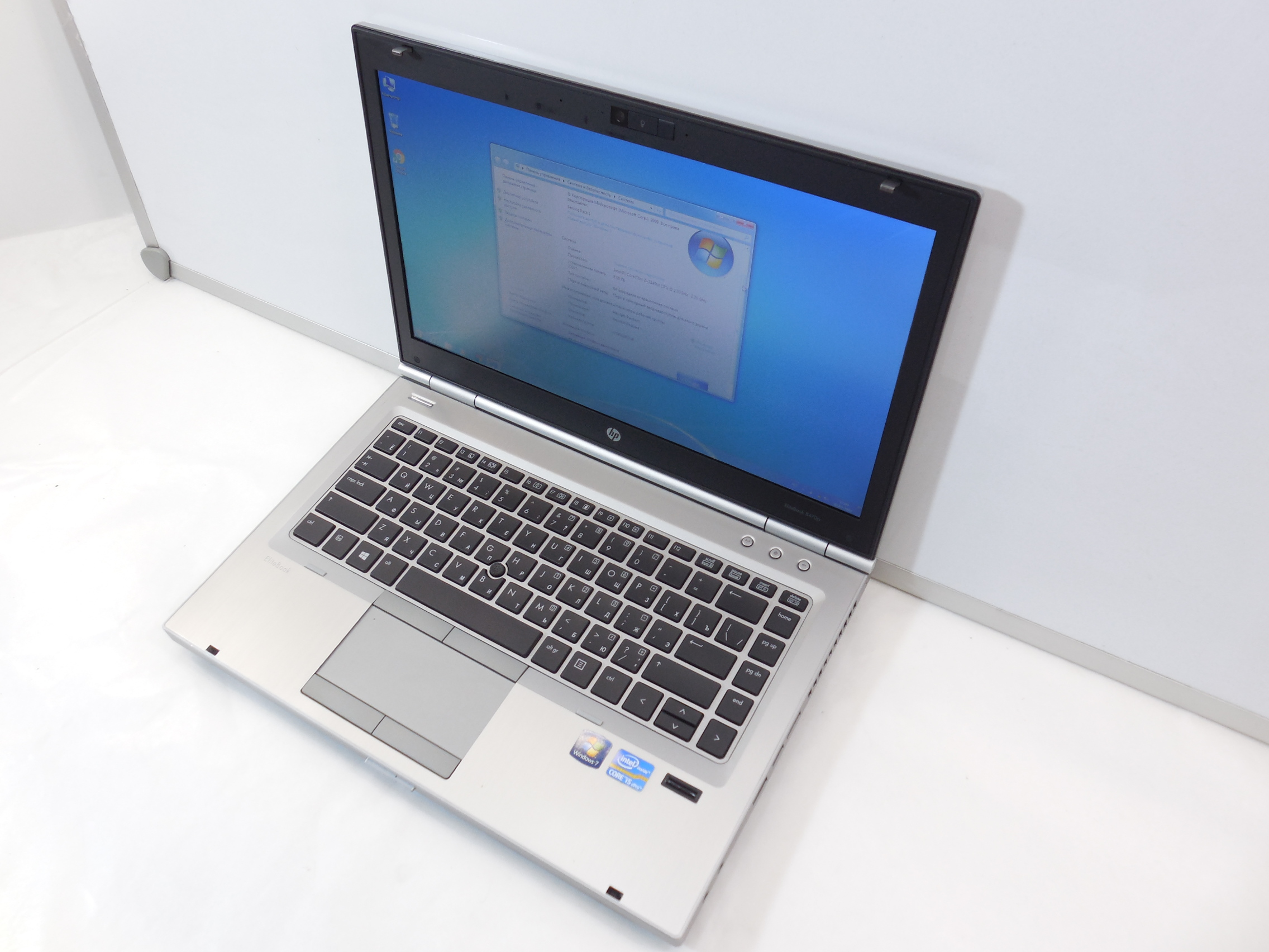 Ноутбук HP EliteBook 8470p для графики и дизайна - Pic n 275036