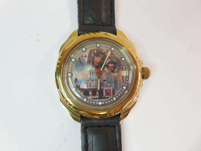 Восток дизайн часы