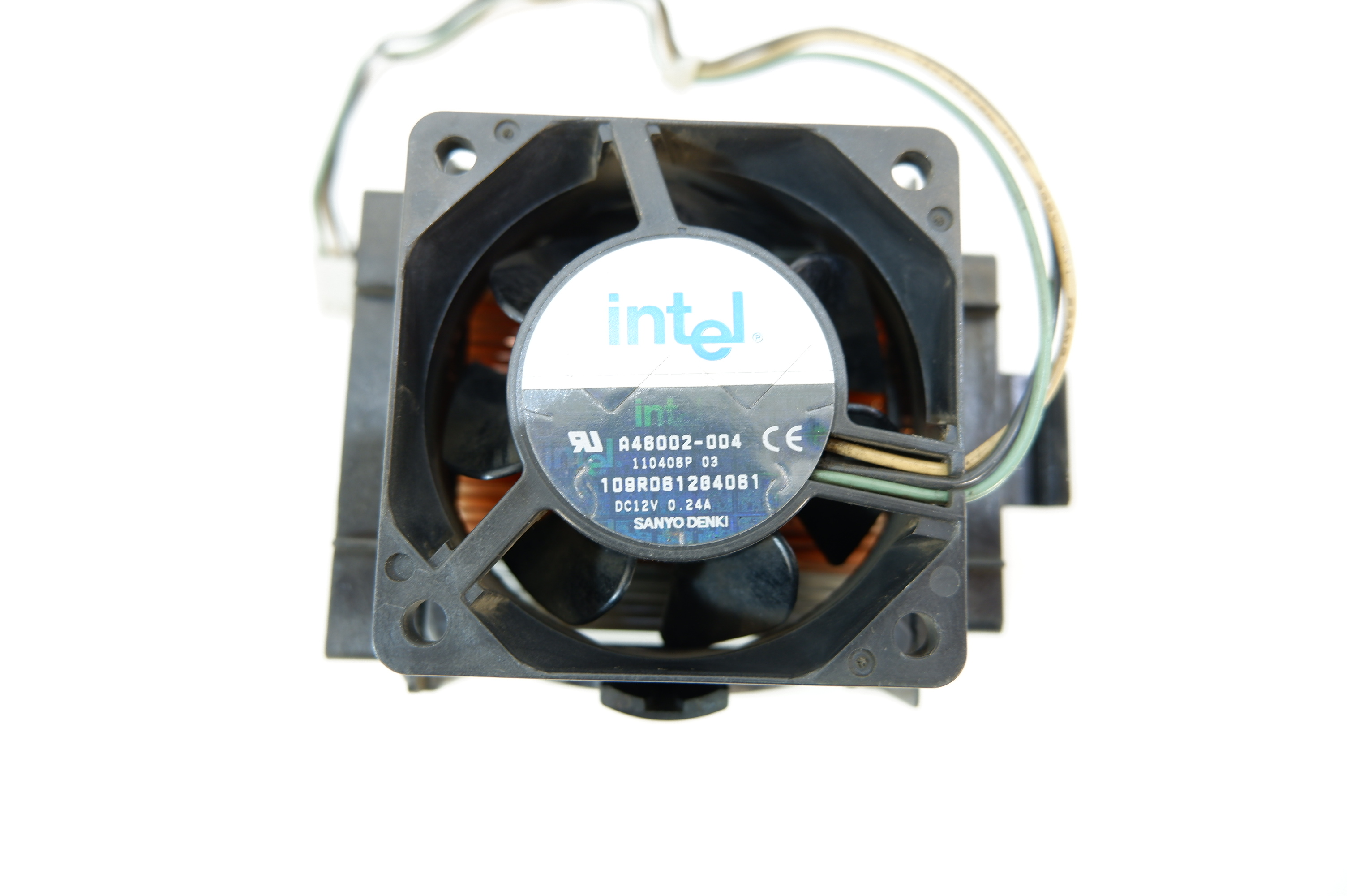 Охлаждение CPU на Socket 603 / 604 Intel Original - Pic n 283127
