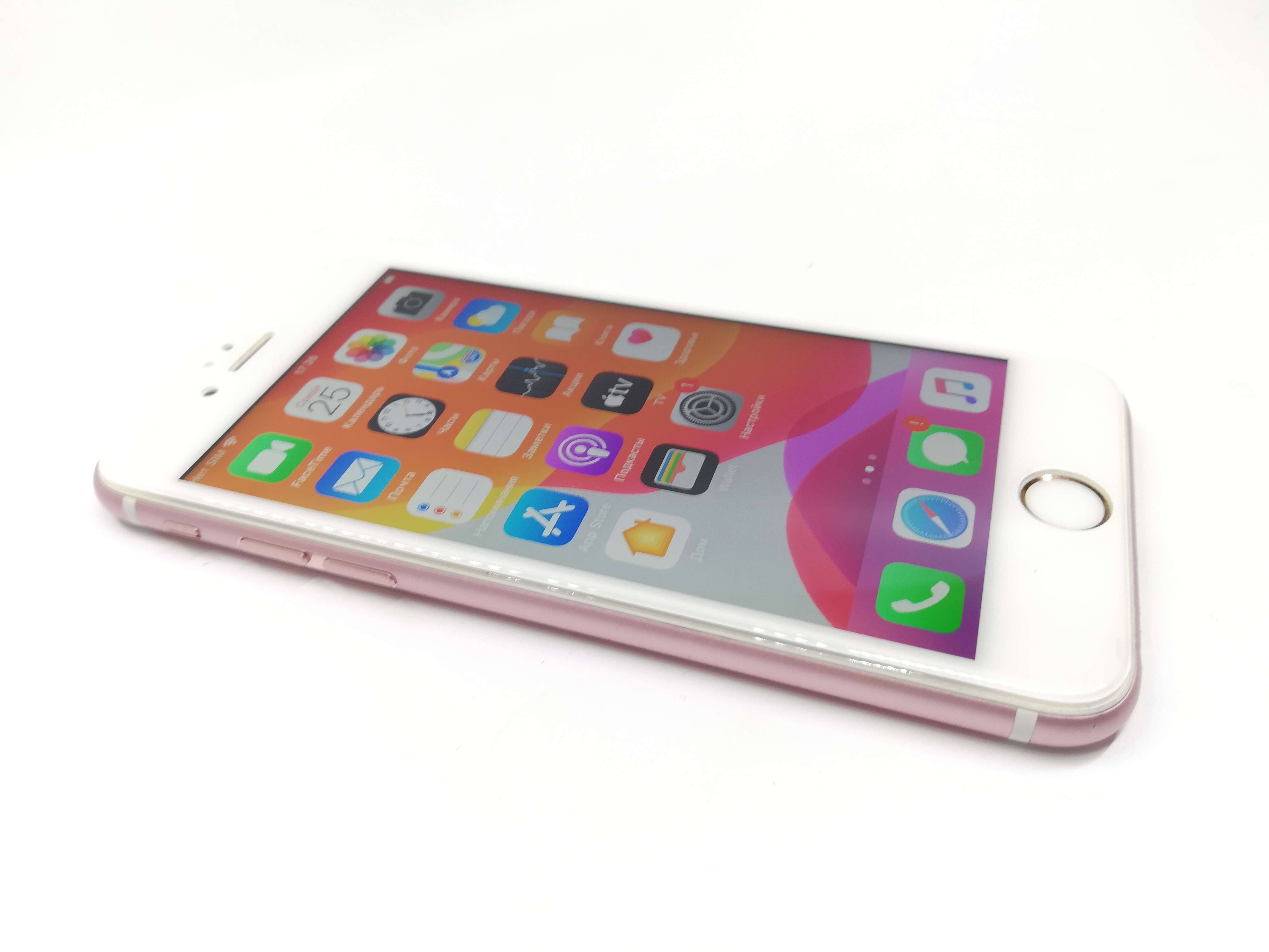 Apple iPhone 6S (A1688) 128Gb LTE Rose Gold - Pic n 285714