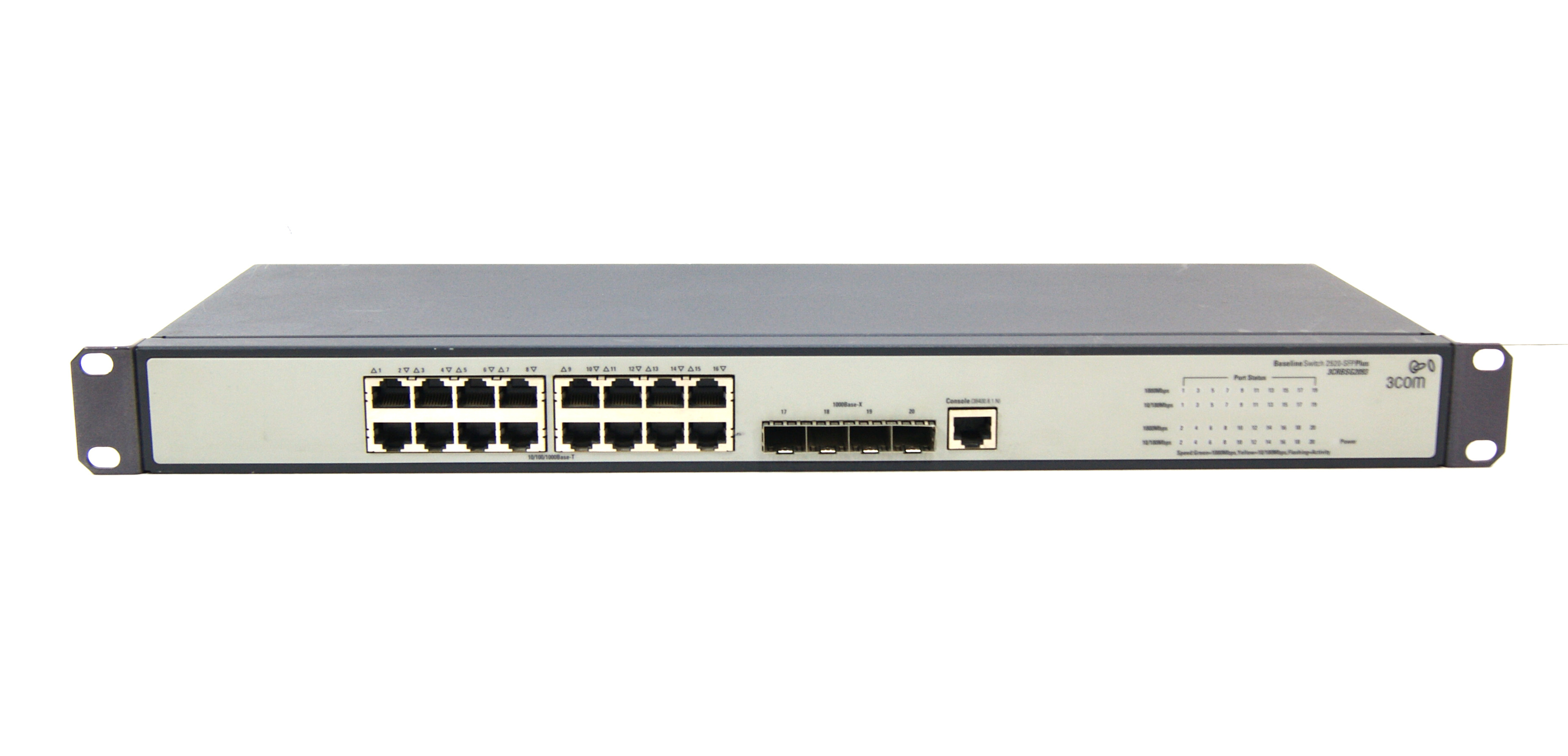 Маршрутизатор 3COM BaseLine Switch 2920-SFP Plus - Pic n 285797