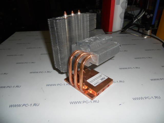 Медный радиатор своими руками для процессора