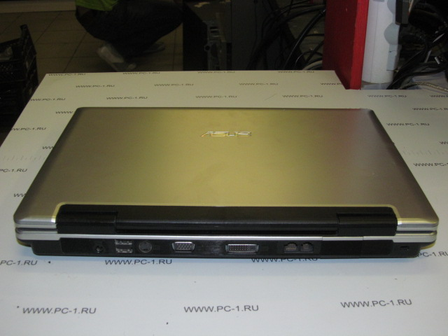 "Ноутбук ASUS A8JP Intel Core 2 Duo T5600 (1.83GHz) /DDR2 1Gb /HDD 120Gb /LED 14"" (1440x900) /Video ATI Radeon x1700 512Mb /DVD-RW /Wi-Fi /Web-Cam /LAN /Modem /VGA /DVI /5xUSB /CardReader /Express"