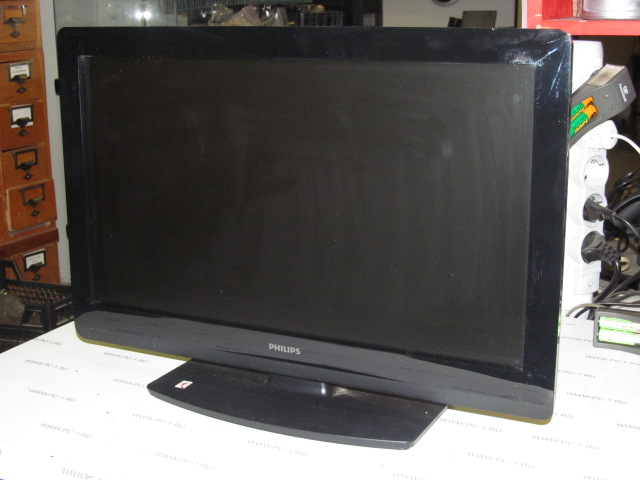 "ЖК-телевизор 19"" Philips 19PFL3606H ,1366x768,: http://www.pc-1.ru/i_shop/audio_foto_video_bu/A038863"