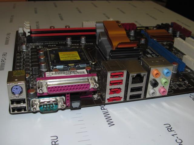 Материнская плата MB ASUS P5P43TD Pro /Socket 775
