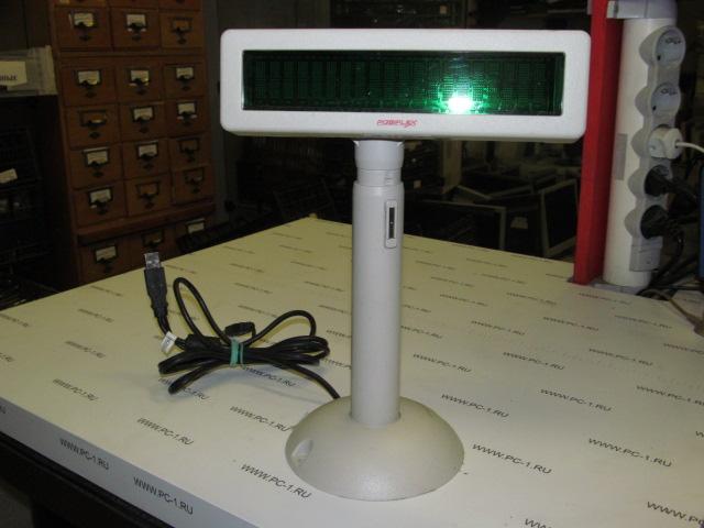 Дисплей покупателя Posiflex PD-2800 /Кол-во