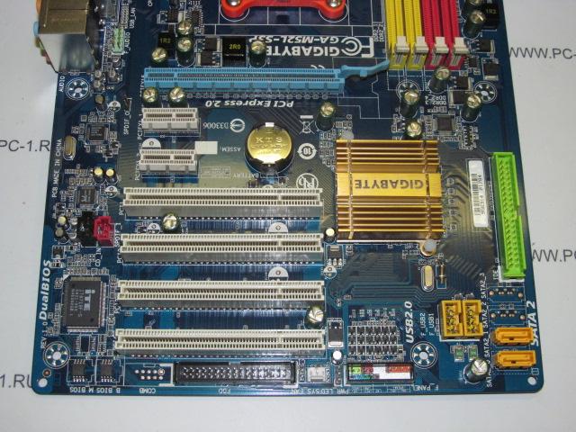 Для gigabyte ga-m52l-s3 - videobrosru