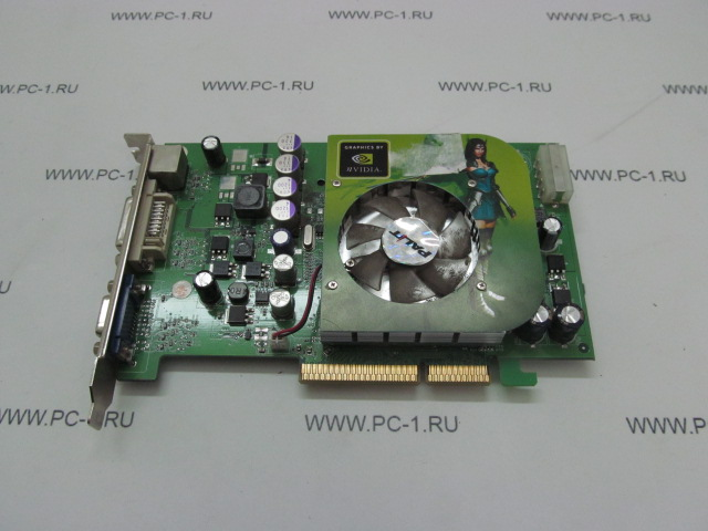 palit geforce 6600 gt agp