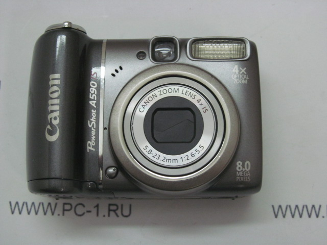 CANON POWERSHOT A590 DRIVER FOR WINDOWS 7