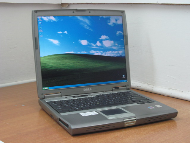 "Ноутбук Dell Latitude D610 Intel Pentium M (1.86GHz) /DDR2 1Gb /HDD 40Gb /TFT 14.1"" (1400x1050) /Video Intel 915G 128Mb /DVD-RW /Wi-Fi /BlueTooth /LAN /Modem /VGA /COM /LPT /USB /PCMCIA /iRDA /S-"