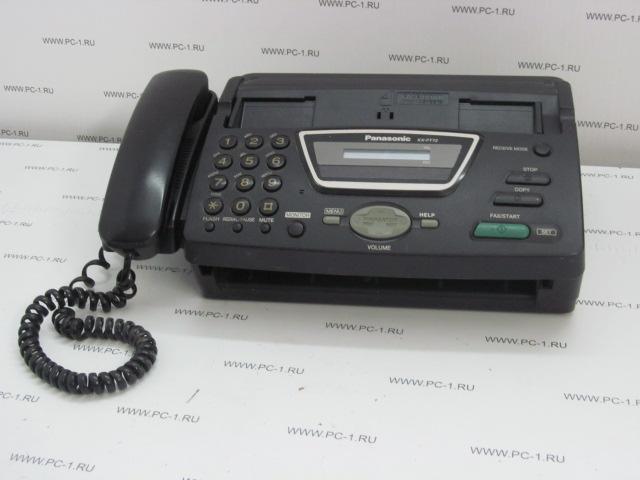 Как сделать свой факс 685