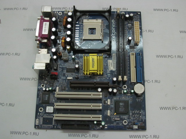 SOLVED No drivers for Foxconn 7MI motherboard - Fixya