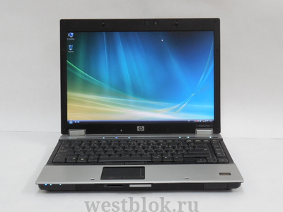 "Ноутбук HP Compaq EliteBook 6930P Intel Core 2 Duo P8700 (2.53Ghz) /DDR2 2Gb /HDD 250Gb /TFT 14.1"" (1280x800) /Video ATI Mobility Radeon HD 3400 128Mb /DVD-RW /Wi-Fi /BlueTooth /CardReader /Expre"