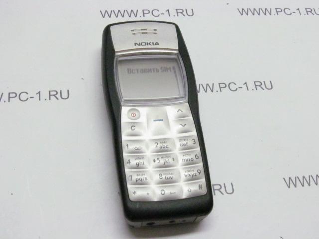 Мобильный телефон Nokia 1100 /GSM /экран 96x65