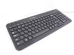 Клавиатура Logitech Wireless Keyboard K360 Black