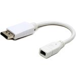 Адаптер mini DisplayPort — DisplayPort 20F-20M