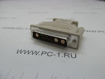 VGA адаптер 13W3 (M) to VGA (F) Adapter Sun Sparc