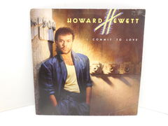 "Пластинка Howard Hewet ""I commit to love"""