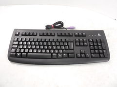 Клавиатура Logitech Deluxe 250 PS/2, Black