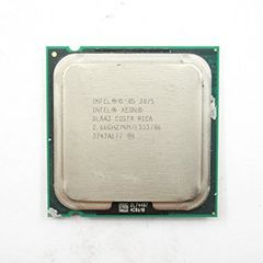INTEL DUAL CORE XEON 2.66GHZ 4MB 1333FSB 3075 SLAA