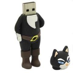 Флэш-накопитель USB 4GB Iconik RB-KITTY-4GB /USB