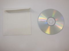 Болванка 1 штука Диск CD-R TDK 700Mb