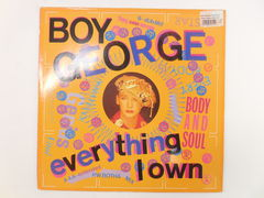 Пластинка Boy George Everything I own