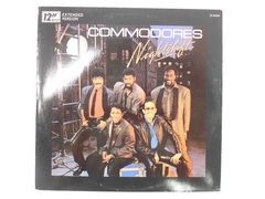 Пластинка Commodores Nightshift