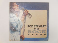 Пластинка Rod Stewart the Rock album