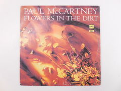 Пластинка Paul McCartney — Flowers in the dirt