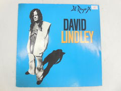 Пластинка David Lindley El Rayo-X