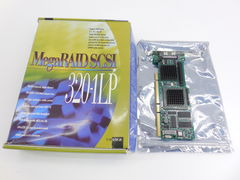 Контроллер PCI-X LSI Logic MegaRAID SCSI 320