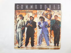Пластинка The Commodores Вместе
