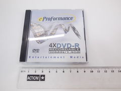 Mini Диск eProFormance 4x DVD-R 1.4GB 1шт