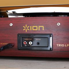 Радиола Ion Audio Trio LP - Pic n 271157