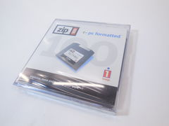 Диск Iomega ZIP 100MB Mac IBM PC storage media