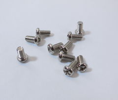 Болты SCREW M3 Phillips Длина 6mm 10штук