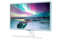 "Монитор 27"" Samsung FULL HD (1080p) белый"