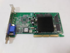 Видеокарта AGP 4x nVidia GeForce2 MX400, 64Mb